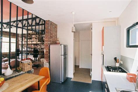 reconversion cuisine reconversion réussie un loft tout confort galerie