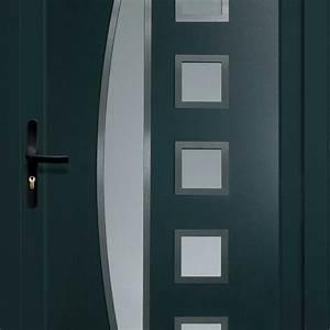 porte vitree ou semi vitree portes d39entree ysofa With porte de garage et porte interieur vitree aluminium