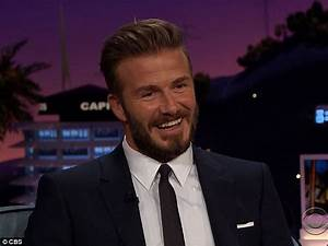 David Beckham reveals wife Victoria hated his heavy beard ...