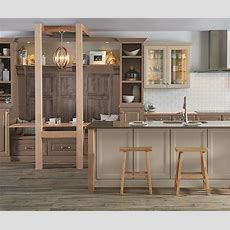 Transitional Kitchen Design With A Neutral Palette Diamond