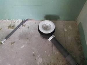Installer Bonde Douche : mercredi 9 novembre plomberie notre projet la ~ Zukunftsfamilie.com Idées de Décoration