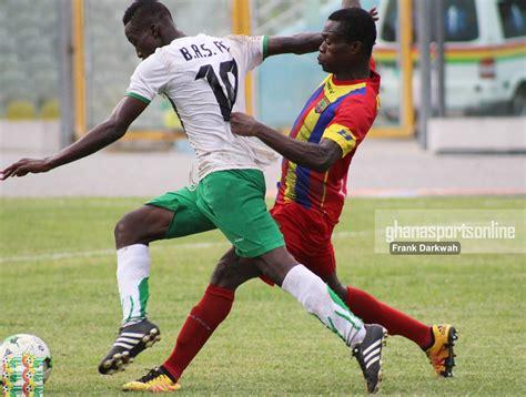 GHPL Wrap: Hearts draw with Aduana, Olympics hold WAFA ...