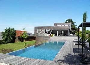 maison bois avec piscine vente maison ossature bois avec With superior location villa cap ferret avec piscine 2 villa vue mer au cap ferret