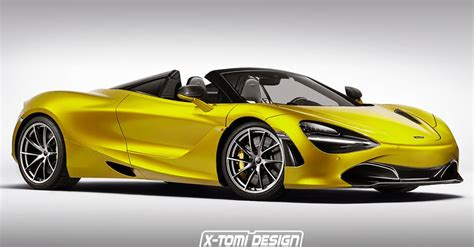 A New Mclaren 720s Spider Is Only A Matter Of Time