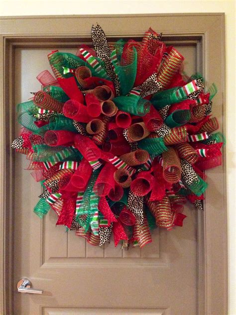 23 best wreaths made me images on pinterest christmas