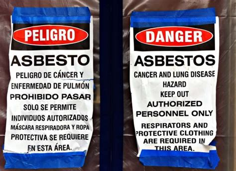 asbestos information  greenville sc