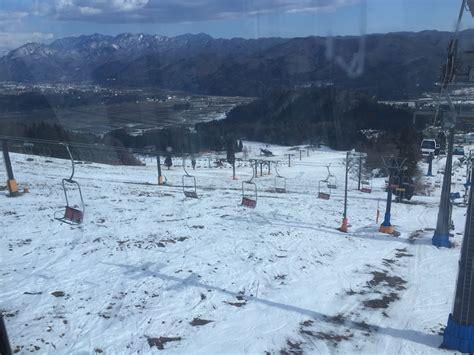 白馬 五竜 雪
