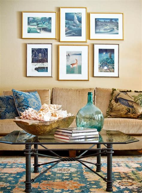 Beach themed coffee tables are wonderful for a living room as you stare out at the ocean. Beach Themed Coffee Table Decor   Roy Home Design
