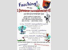 Fasching 2017 – Gemeinde Starkenberg