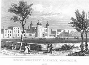Royal Military Academy at Woolwich Kent