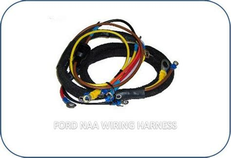 Ford 9n Wiring Harnes by Faf14401b Wiring Harness Ford Naa Jubilee Tractor