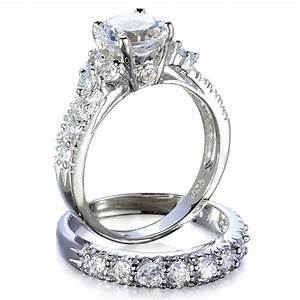 Fantasy jewelry box claire39s fancy faux cz wedding ring for Faux wedding rings