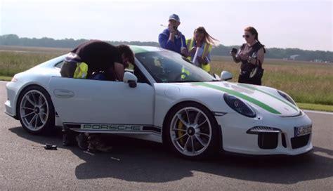 Chris Harris Porsche 911 R