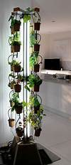 The NutriTower: Indoor Gardening Made Easy! – Collective indoor vertical garden system