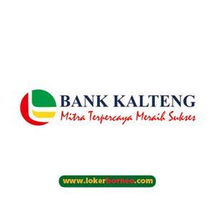 lowongan kerja bank kalteng terbaru