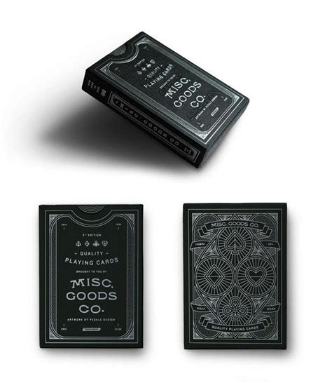 misc goods playing cards  colossal shop  images