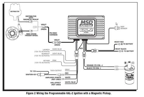 msd 6421 wiring diagram 23 wiring diagram images