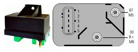 Peugeot Glow Relay Wiring Diagram by Glow Wiring Peugeot Forums