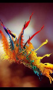 3D Abstract Artworks (With images) | Abstract artwork ...