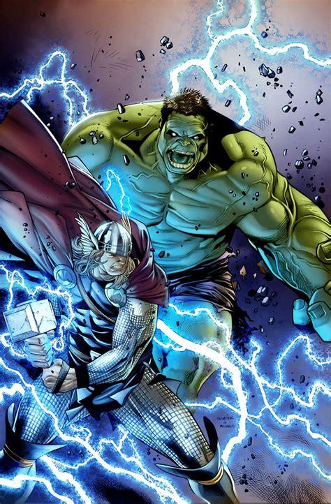 superman and wonder woman vs thor and hulk vs captain