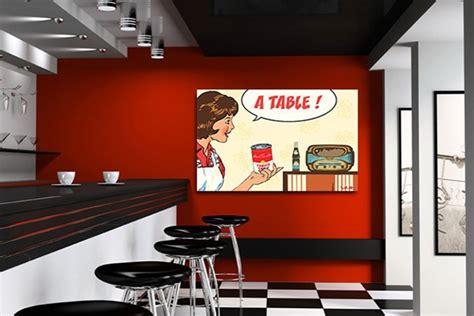 le murale cuisine décoration murale cuisine moderne
