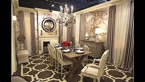 Elegant Wallpaper For Dining Room Decorating Ideas YouTube ...