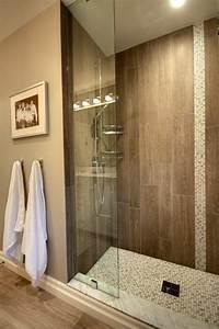 le carrelage aspect bois en 74 photos quels sont ses With carrelage salle de bain bois