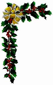 Christmas Corner Borders - ClipArt Best