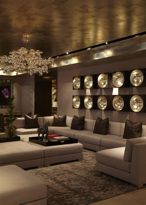 Stunning Interiors For The Home - 30 luxurious living room design ideas
