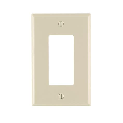 leviton decora 1 midway wall plate light