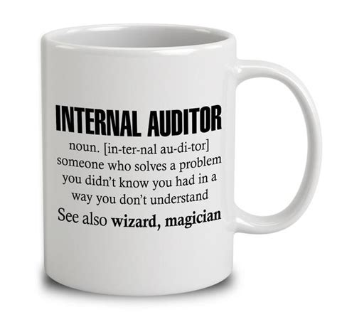 Intern Auditor by Auditor Someone Who Solves A Problem