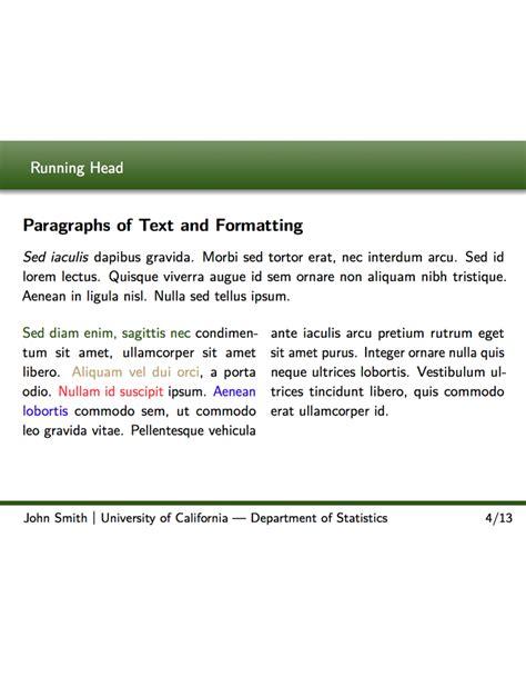 latex templates koma script