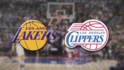 lakers clippers rivalry pick  favorite team netivist