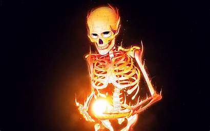 Skeleton Dark