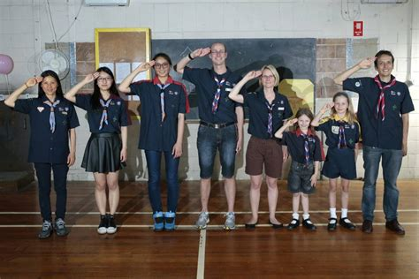 ACT Scout clubs foster children's native languages | The ...
