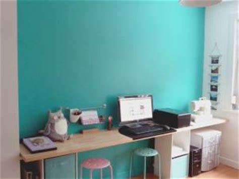 bureau ordinateur en coin un bureau dans lequel on aime travailler par 1air2deco