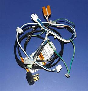Whirlpool Gold Refrigerator   Power Cord Wire Harness