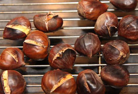 roast chestnuts british recipe