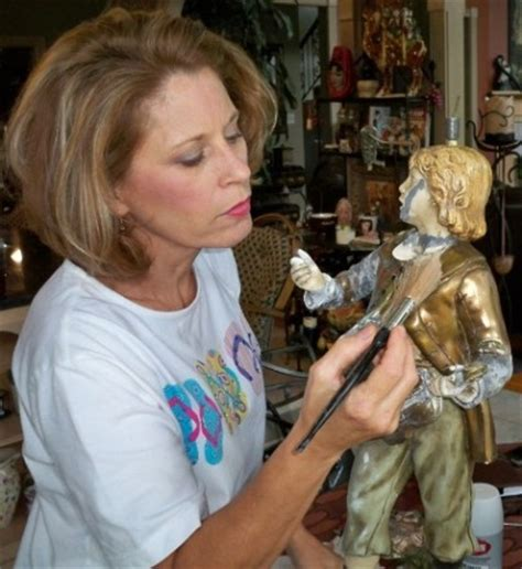 Marbro L Boy With Violin by Marbro L Repair Statue And Figurine Repair