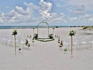 inexpensive beach wedding in florida affordable beach With cheap beach wedding ideas