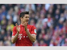 Lewandowski out of Real clash — Sport — The Guardian