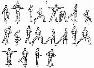 Упражнение для лечение простатита у мужчин