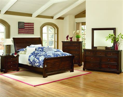 Bassett Vaughan Bedrooms by Hanover Collection Hanover Br Col Bedroom Groups