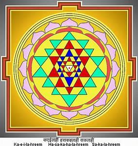 How Sri Yantra Was Created
