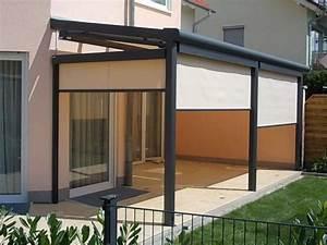 kd uberdachung fur eine terrasse mit seitenteilen und With markise balkon mit poster tapete selbst gestalten