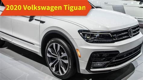 volkswagen tiguan redesign specs price youtube