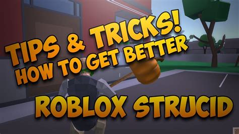 tips  improve  skill roblox strucid youtube