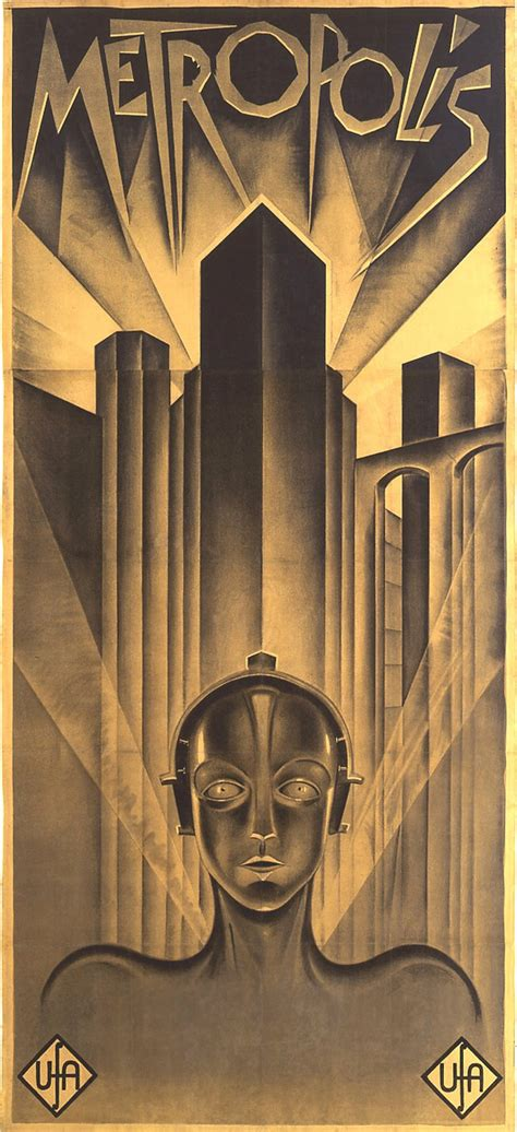 rare metropolis poster offered  auction   york