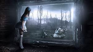 Alice In Wonderland, Artwork, Fantasy Art, Digital Art, Painting Wallpapers HD  Desktop and