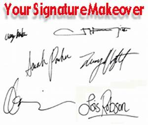 Image Gallery Nice Signatures